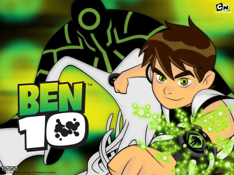 Disegni da colorare di Ben Ten