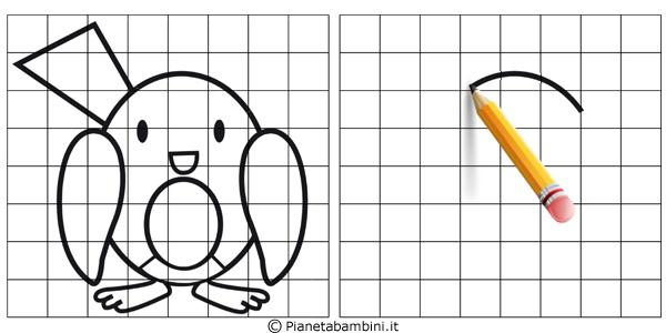 Disegni facili da copiare a matita per bambini for Disegni da copiare a matita