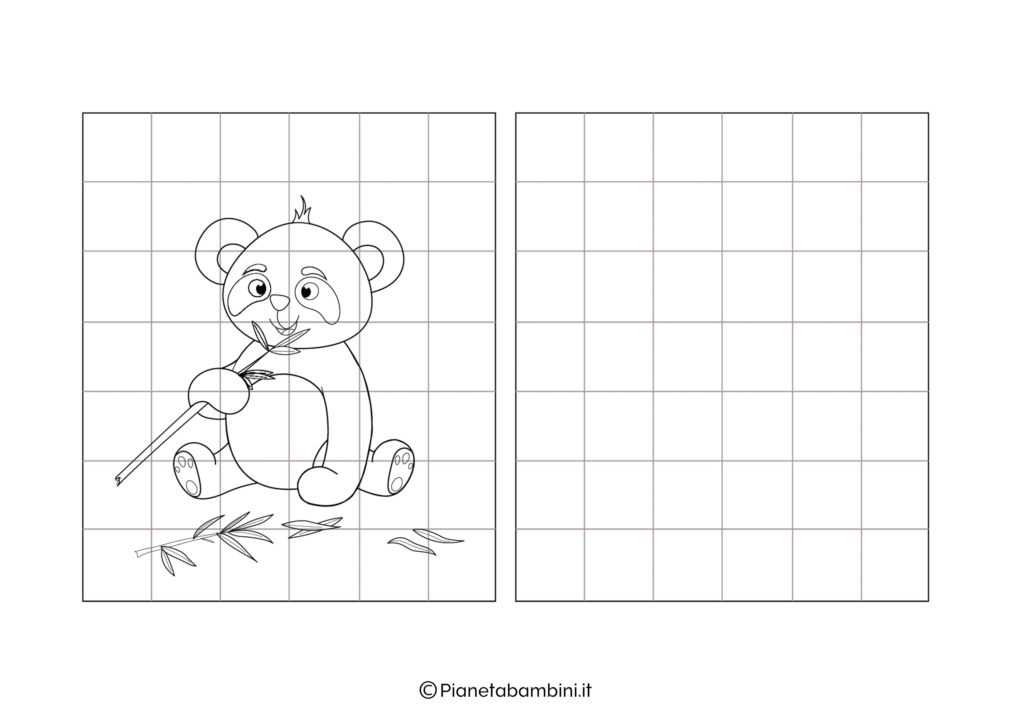 Panda da copiare