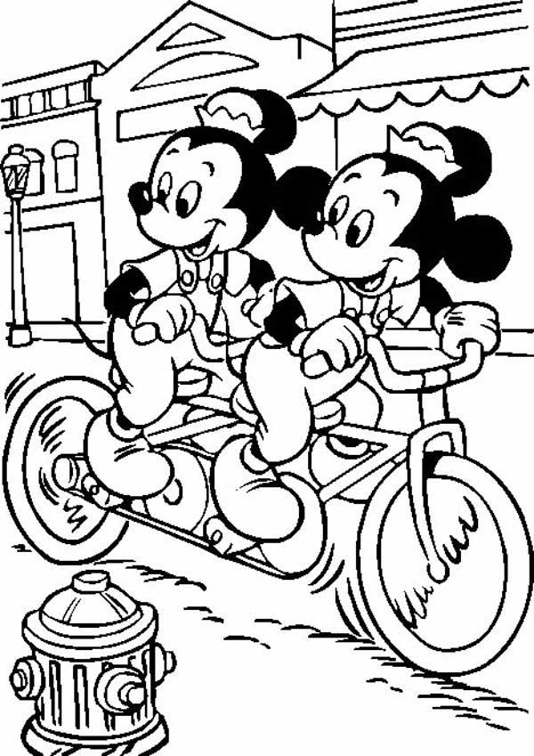 Disegni Colorati Dfficili Da Ricopiare Di Personaggi Walt Disney