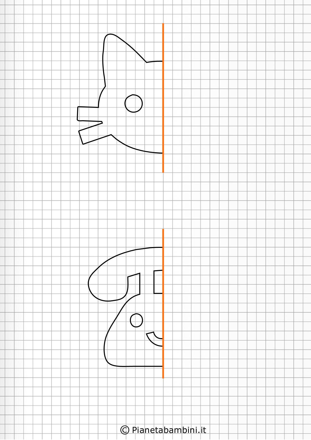 disegni di natale sui quadretti