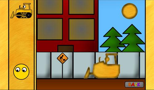 Immagini del gioco Kids Trucks Puzzles