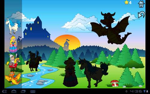 Immagini del gioco Puzzle Peg