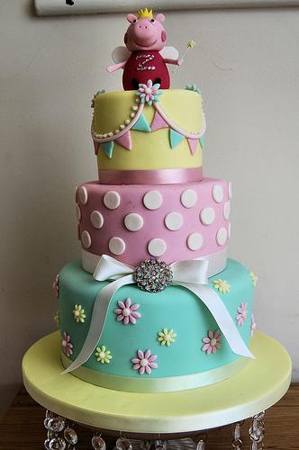 Foto della torta di Peppa Pig n.25