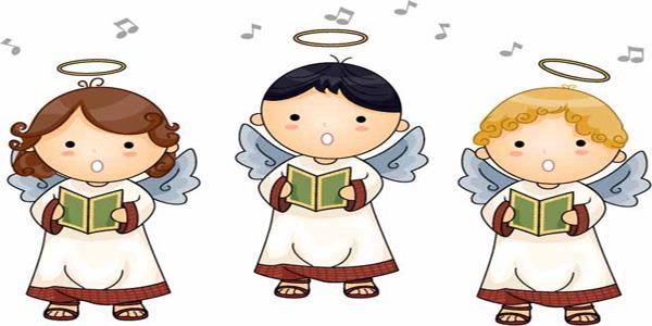 Disegni di angeli da stampare
