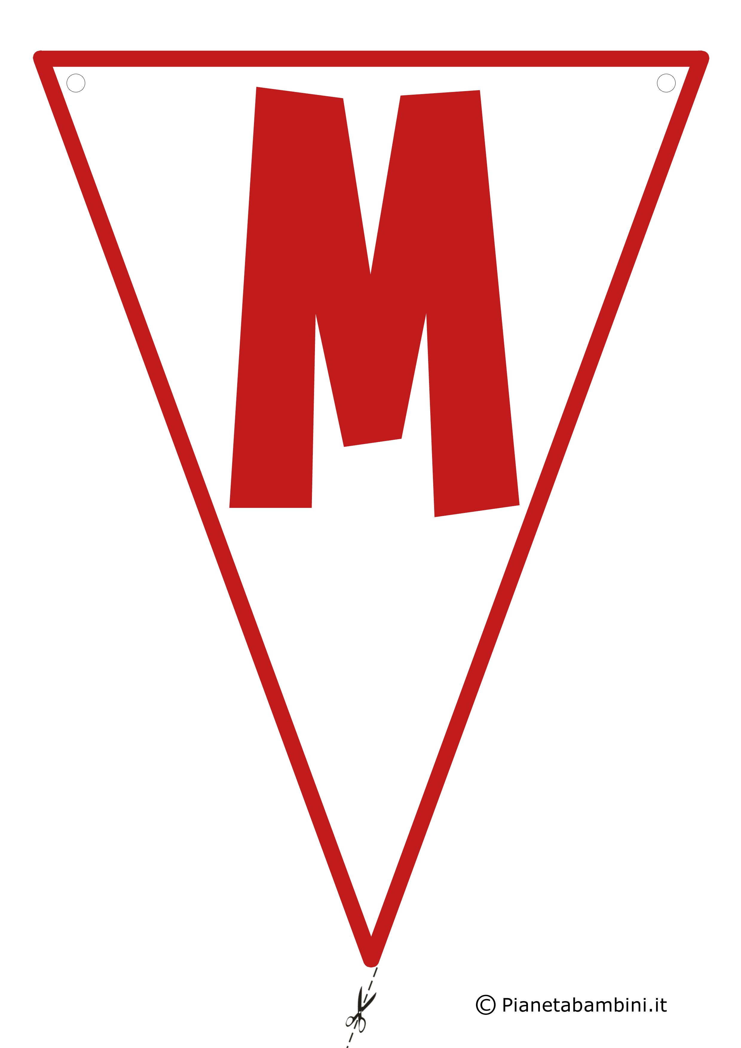 Bandierina-M-Rossa