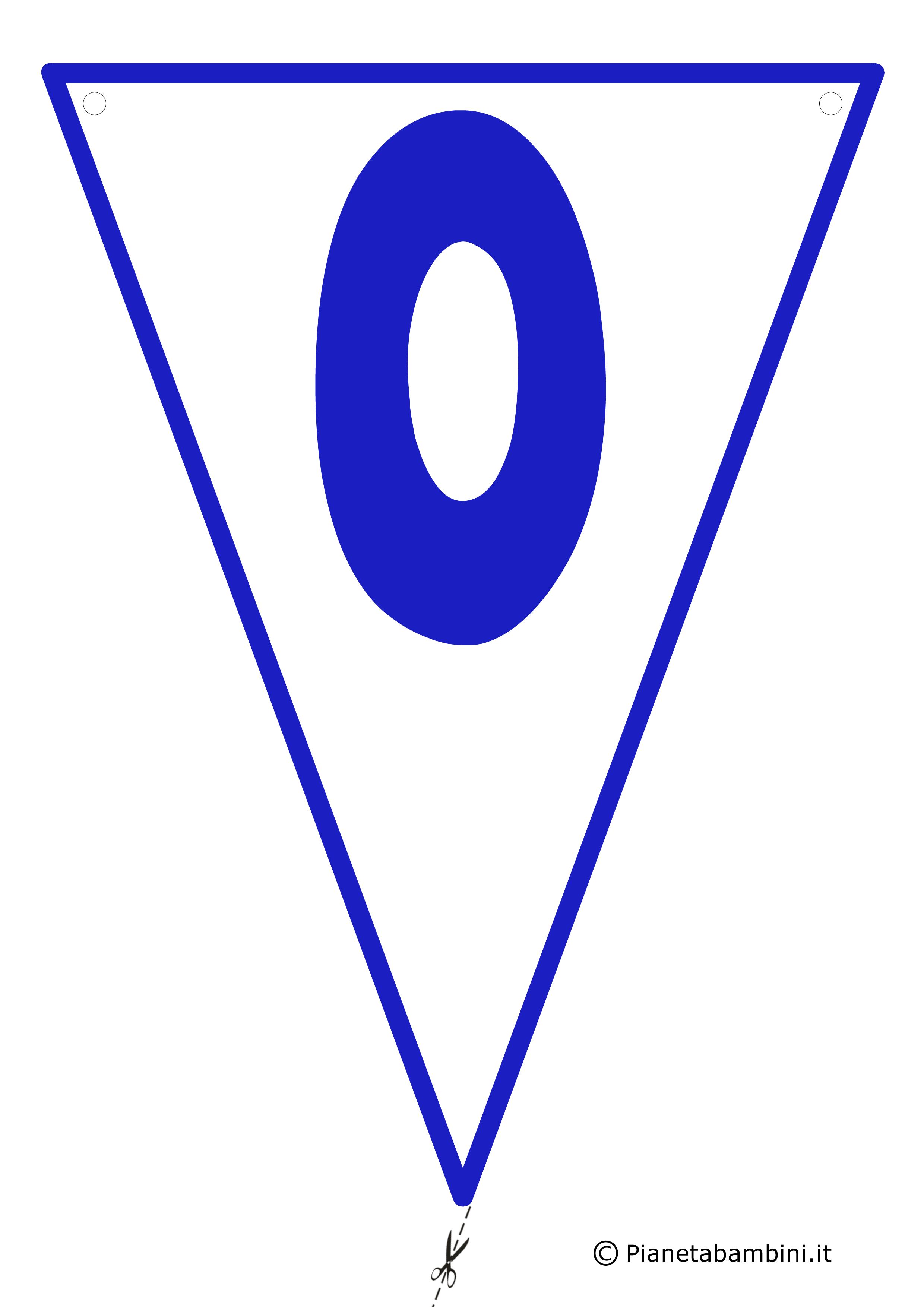 Bandierina-O-Blu