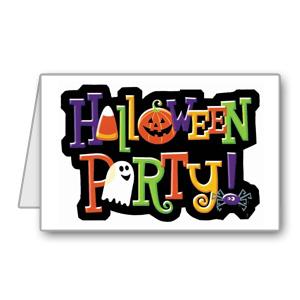 Immagine del biglietto di Halloween n 3
