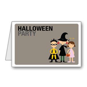 Immagine del biglietto di Halloween n 6