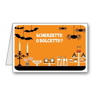 Immagine del biglietto di Halloween n 9