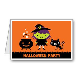 Immagine del biglietto di Halloween n 12