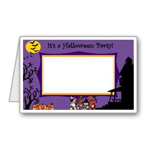 Immagine del biglietto di Halloween n 14