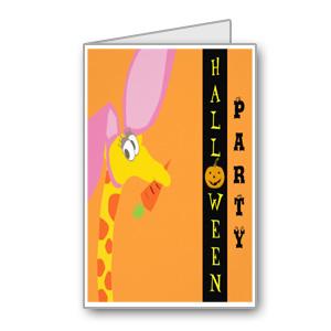 Immagine del biglietto di Halloween n 17