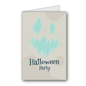 Biglietto di Halloween da stampare n.20
