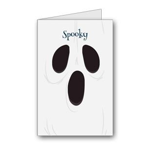 Biglietto di Halloween da stampare n.22