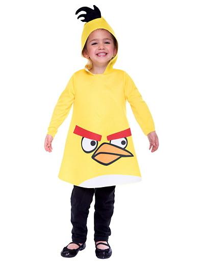 Foto del costume di Angry Birds