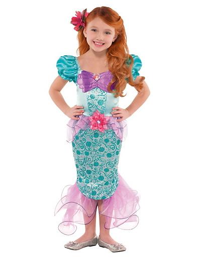 Foto del costume di Ariel