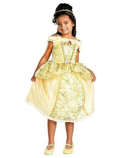 Foto del costume di Belle