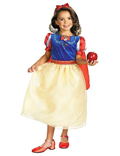 Foto del costume di Biancaneve