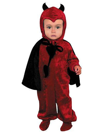 Foto del costume diavoletto