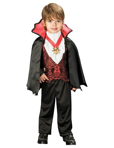 Foto del costume di Dracula