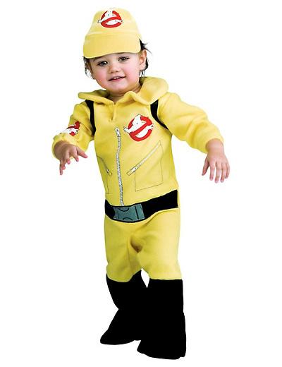 Foto del costume di Ghostbusters