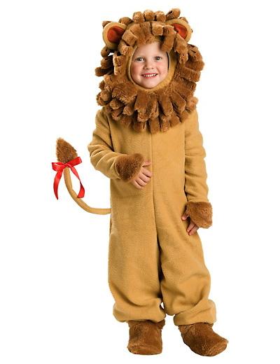 Foto del costume da leone