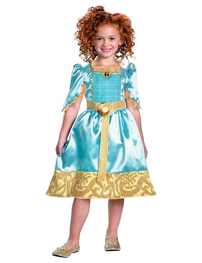 Foto del costume di Merida