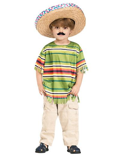 Foto del costume da messicano