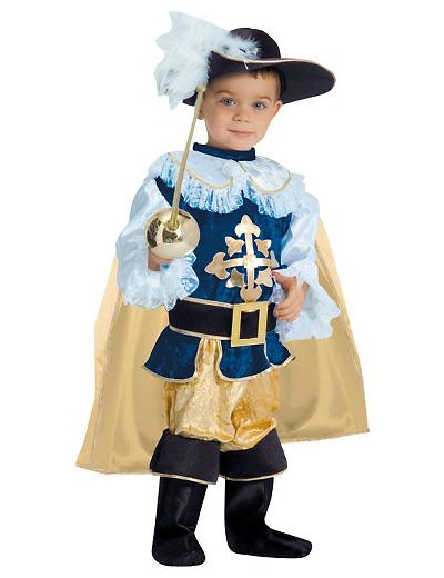 Foto del costume da moschettiere