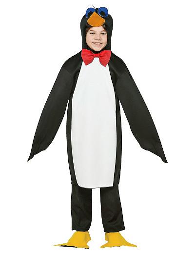 Foto del costume da pinguino