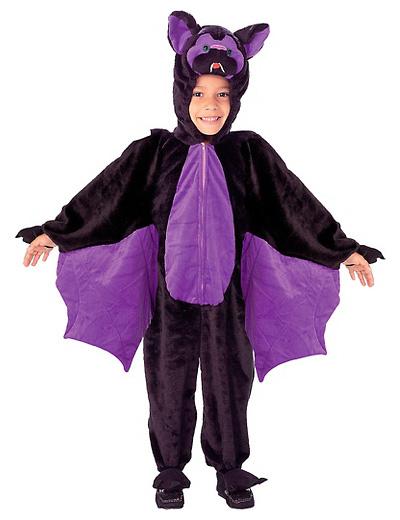 Foto del costume da pipistrello