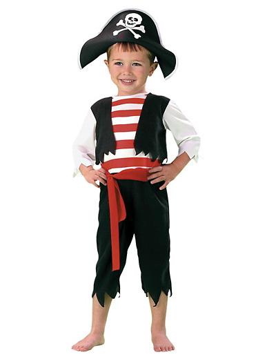 Foto del costume da pirata