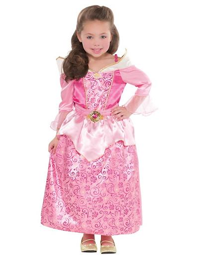 Foto del costume di Aurora