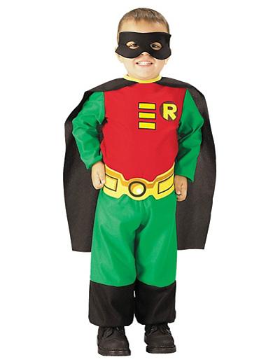 Foto del costume di Robin
