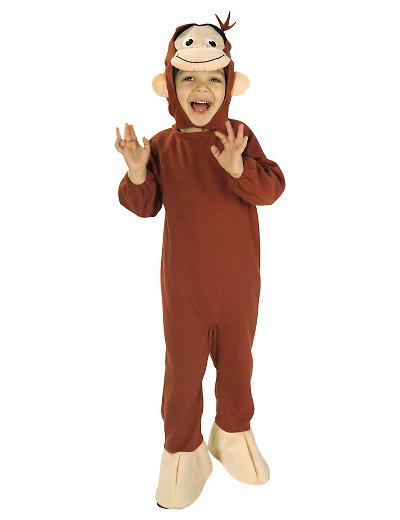 Foto del costume da scimmia