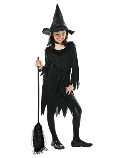 Foto del costume da strega n.1