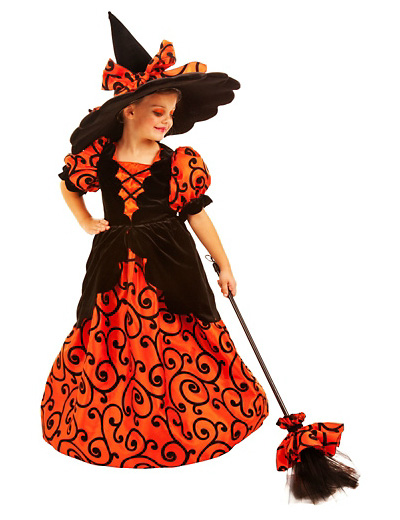 Ben noto 54 Idee per Costumi di Halloween per Bambini | PianetaBambini.it QO65
