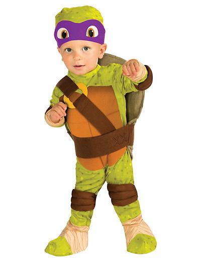 Foto del costume delle tartarughe ninja