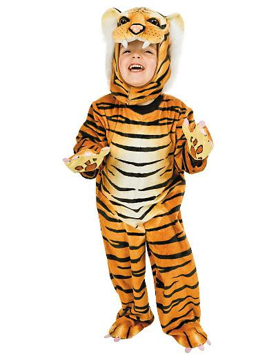Foto del costume da tigre