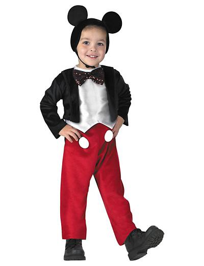 Foto del costume di Topolino