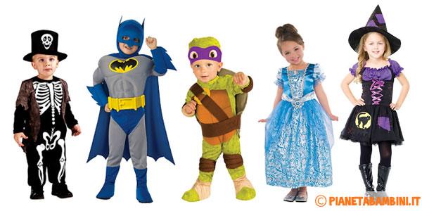 Idee per creare costumi di Halloween fai da te