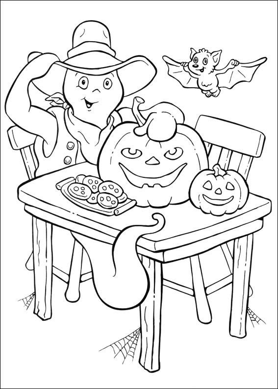 Il fantasma e le zucche