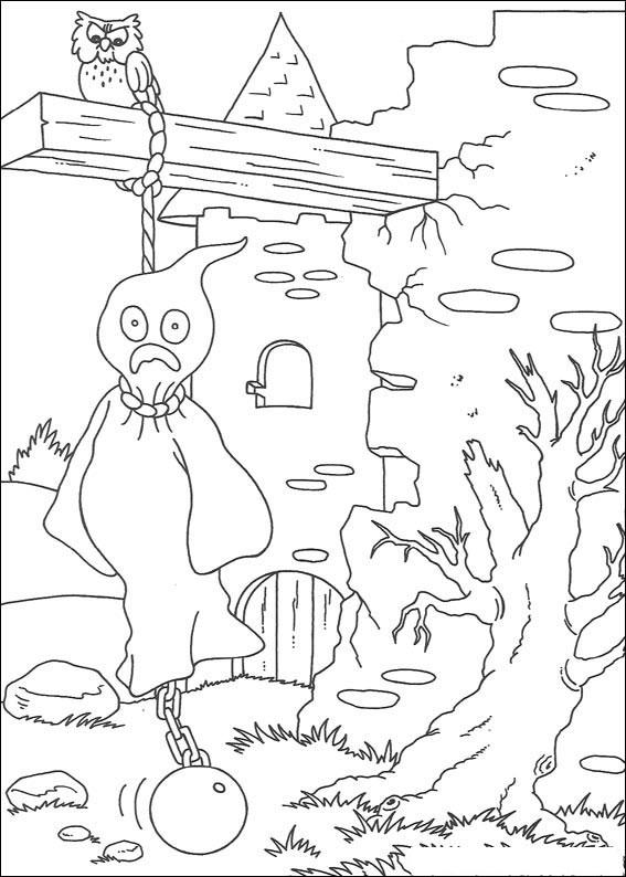 Fantasma impiccato