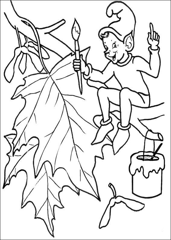 Elfo sull'albero