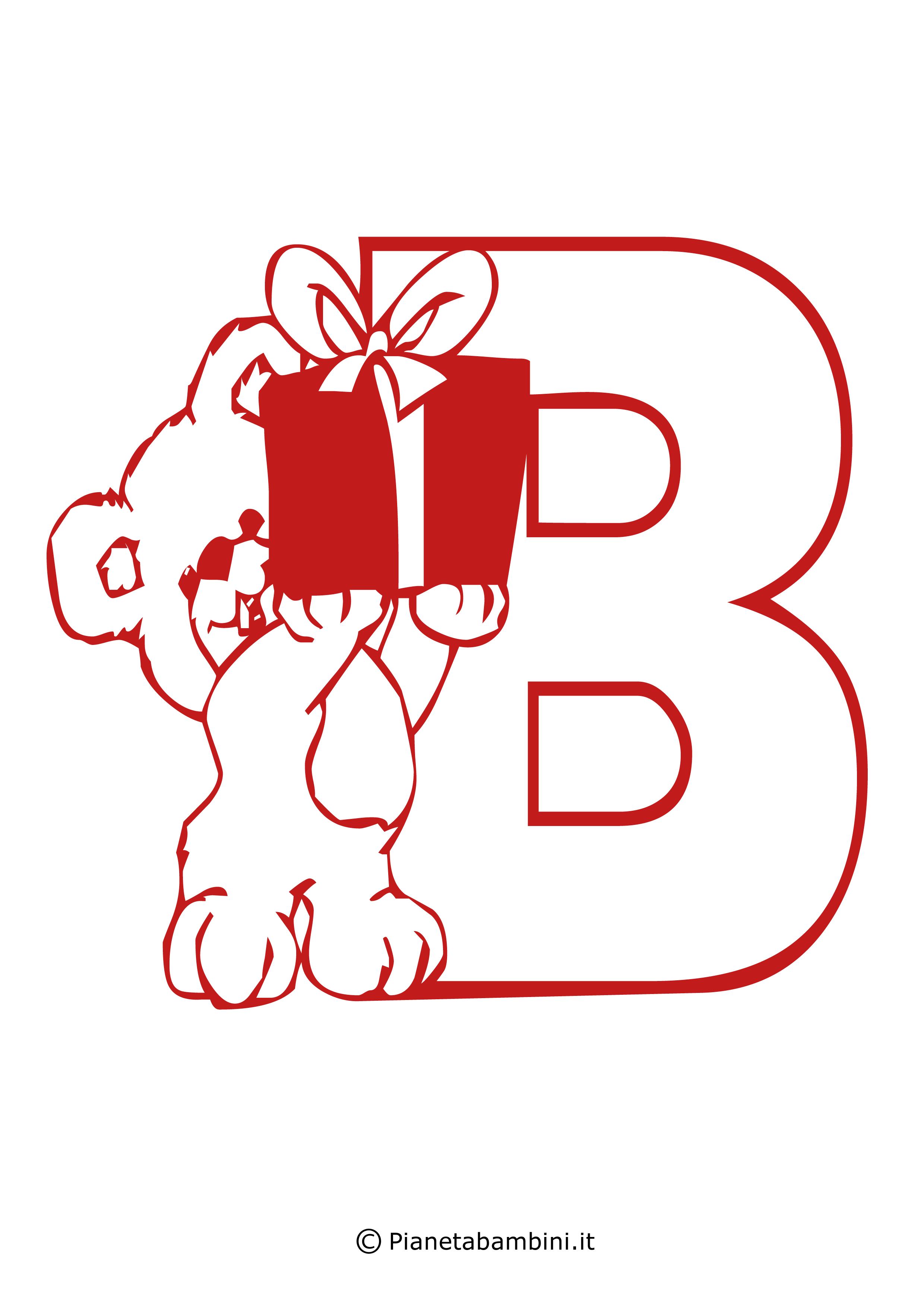 Orsacchiotto-B