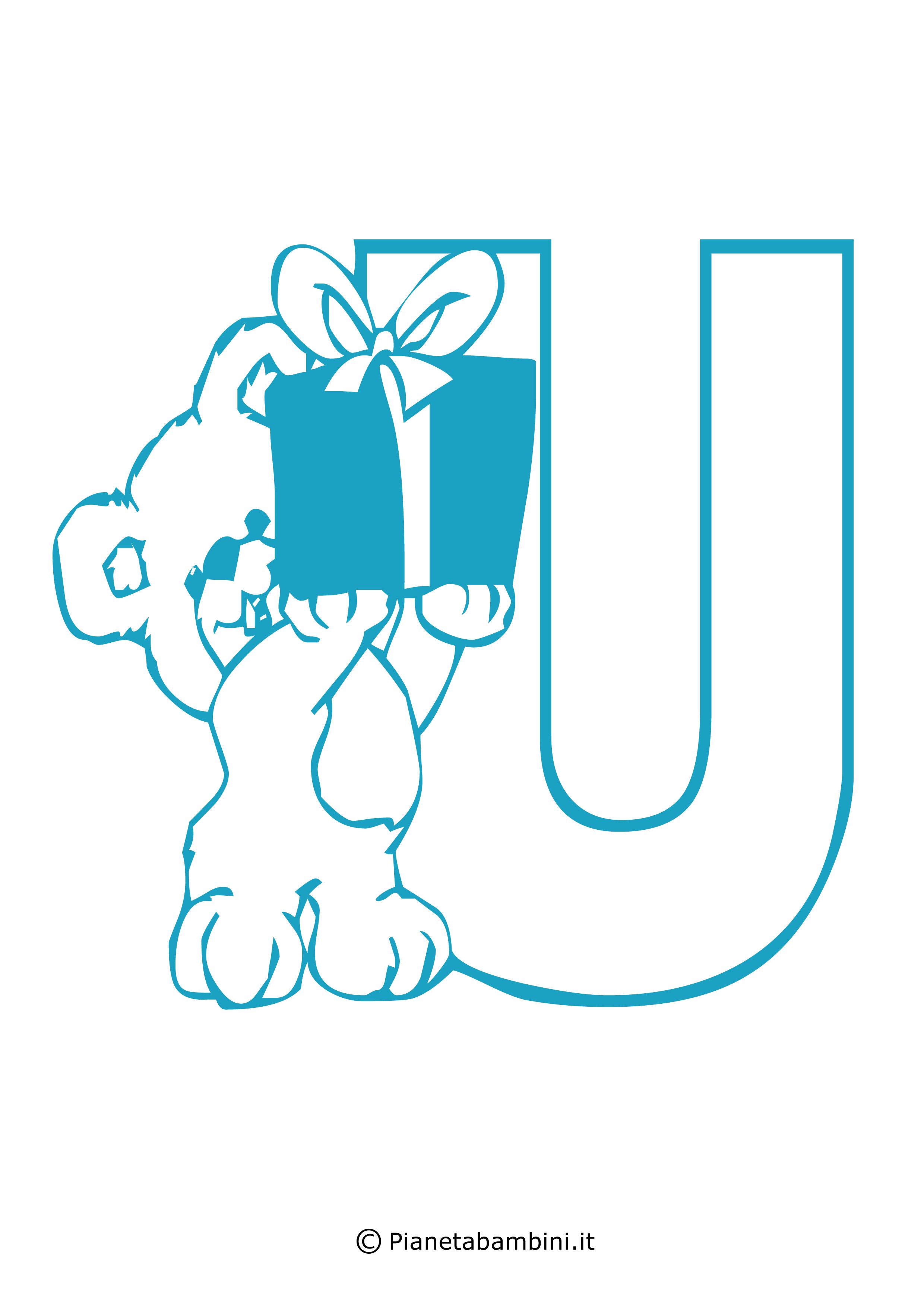 Orsacchiotto-U
