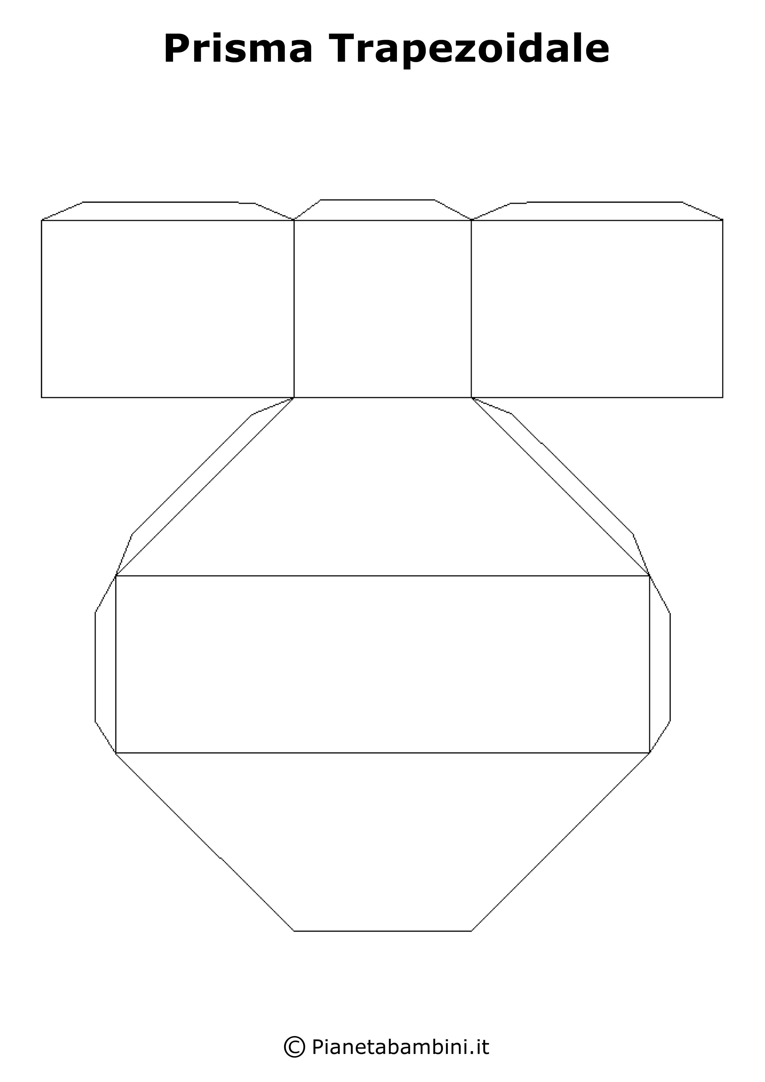 Prisma trapezoidale