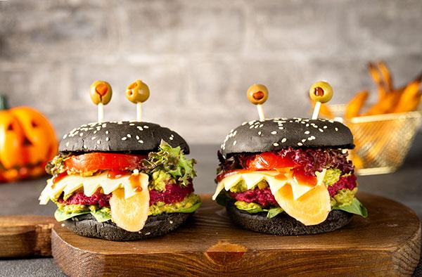 Idee per scherzi di Halloween con il cibo