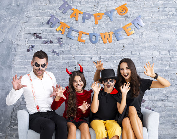 Idee per scherzi per feste di Halloween